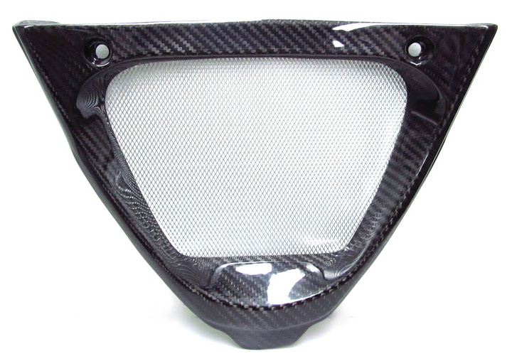 Aprilia RSV4 Carbon Fibre V Panel Gloss