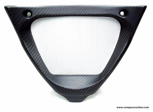 Aprilia RSV4 Carbon Fibre V Panel Matte