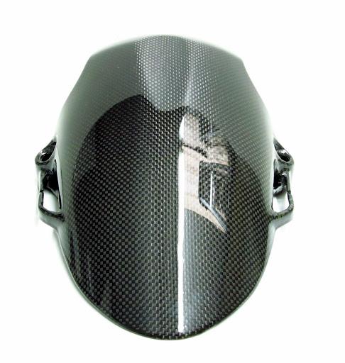Ducati Hypermotard Carbon Fibre Fender Mudguard