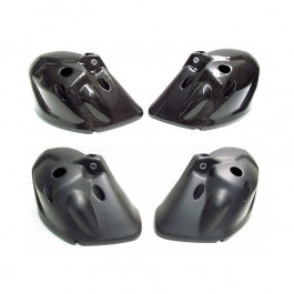 Triumph Speed Street Triple Carbon Fibre Headlight Bowls Gloss