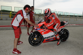 Ducati MotoGP team encouraged by Misano test after Assen struggle