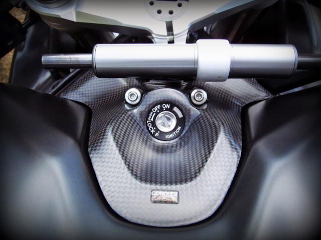 Ducati Carbon Parts Motorrad Bild Idee