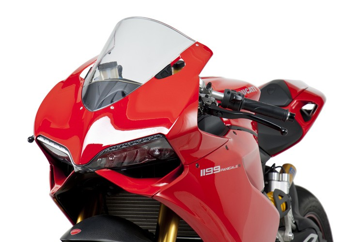 Puig Ducati 899 1199 Panigale screens