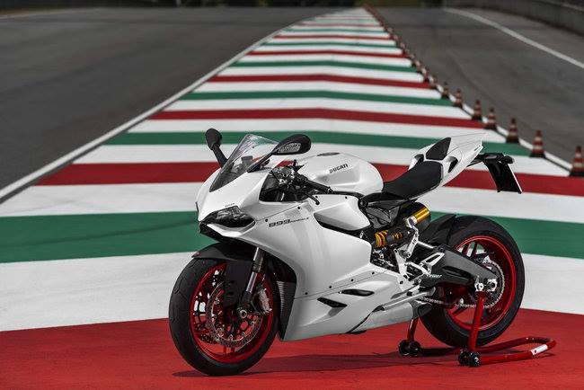 Ducati Superbike 899 Panigale to make UK debut at Brands Hatch