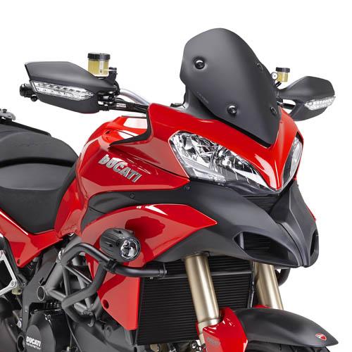 Givi Pikes Peak Screen Ducati Multistrada 1200 2013 ...