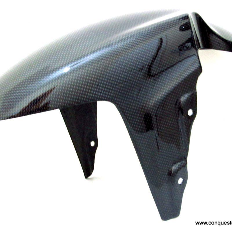 Triumph Speed Triple Carbon Fibre Fender Gloss