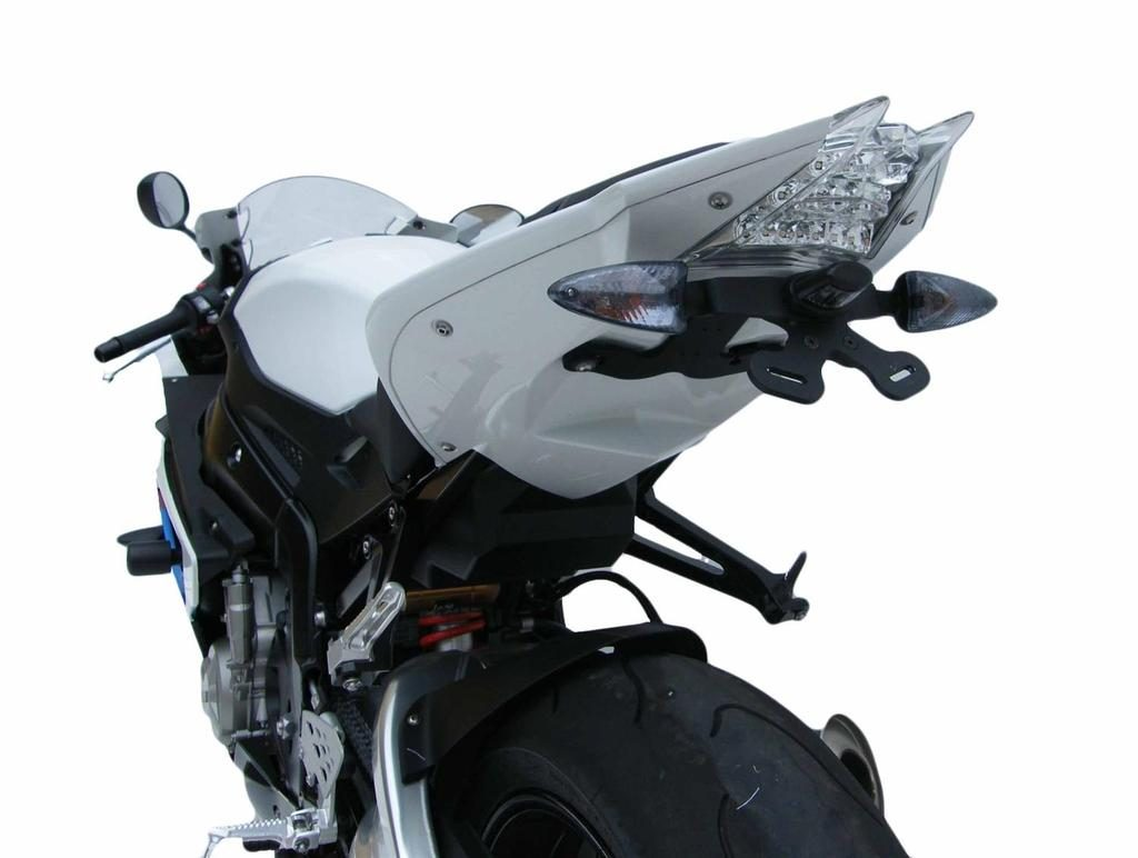 Evotech Performance BMW S1000 R RR HP4 Tail Tidy