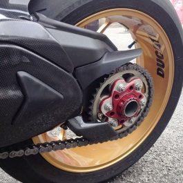 Ducabike Ducati CNC Sprocket Carrier 6 Pin Type 3