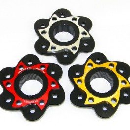 Ducabike Ducati CNC Sprocket Carrier 6 Pin Type 2