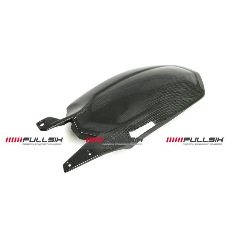 Fullsix Ducati 848 1098 1198 Carbon Fibre Hugger Long