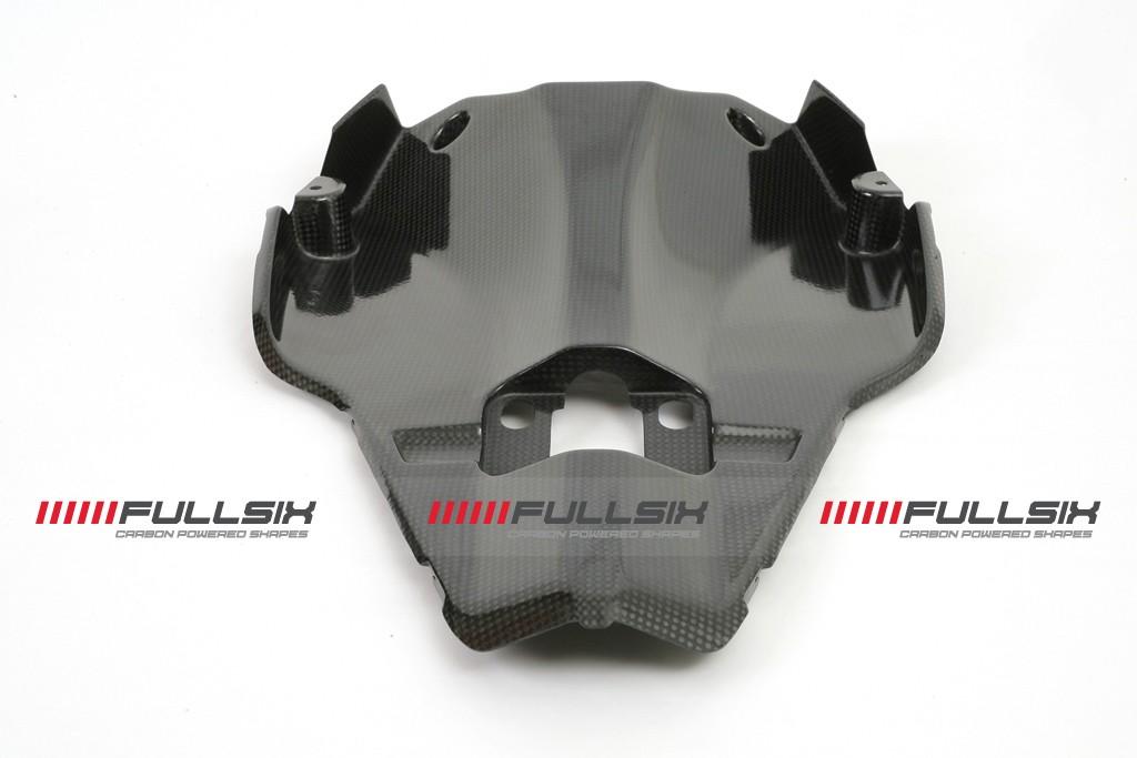 Fullsix Ducati 848 1098 1198 Carbon Fibre Undertray Biposto Seat