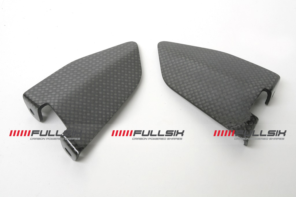 Fullsix Ducati 749 999 Carbon Fibre Passenger Heel Guards