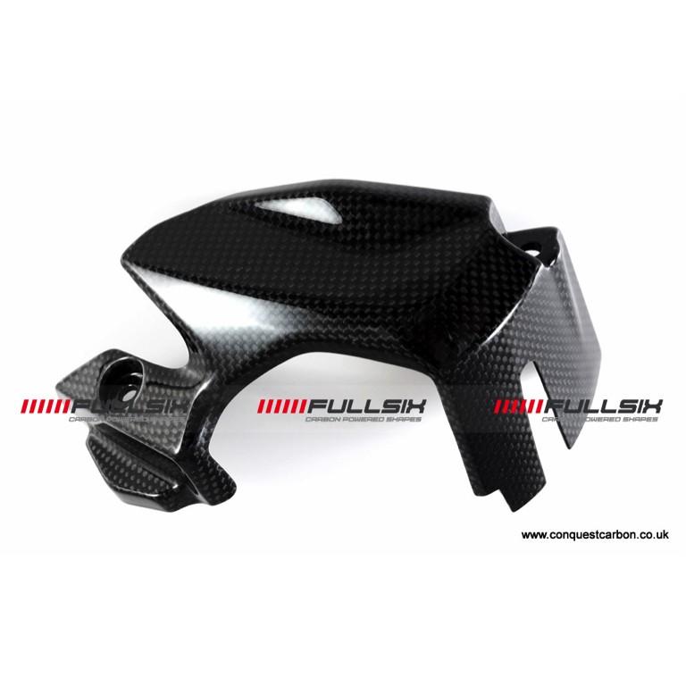 Fullsix Ducati 899 959 1199 1299 Panigale V2 Carbon Fibre Sprocket Cover