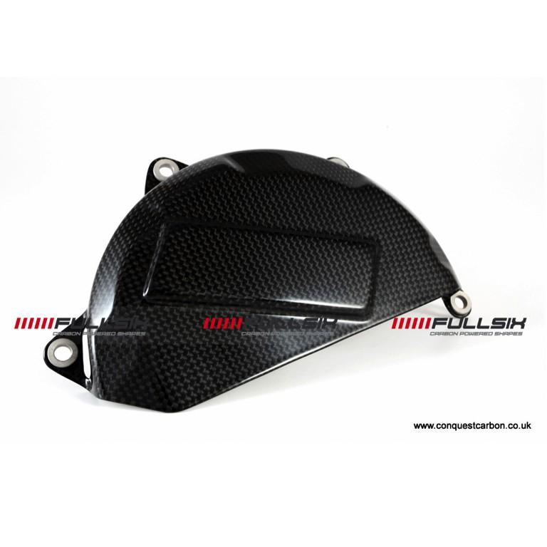 Fullsix Ducati Panigale Carbon Clutch Cover