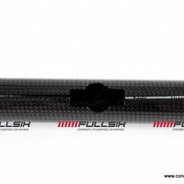 Fullsix Ducati Panigale Carbon Steering Damper Cover