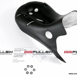 Fullsix Ducati 899 1199 Panigale Carbon Fibre Exhaust Guard