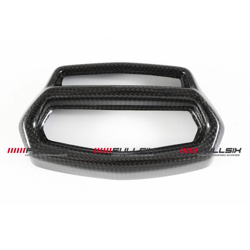 Fullsix Ducati Diavel Carbon Fibre Instrument Cover