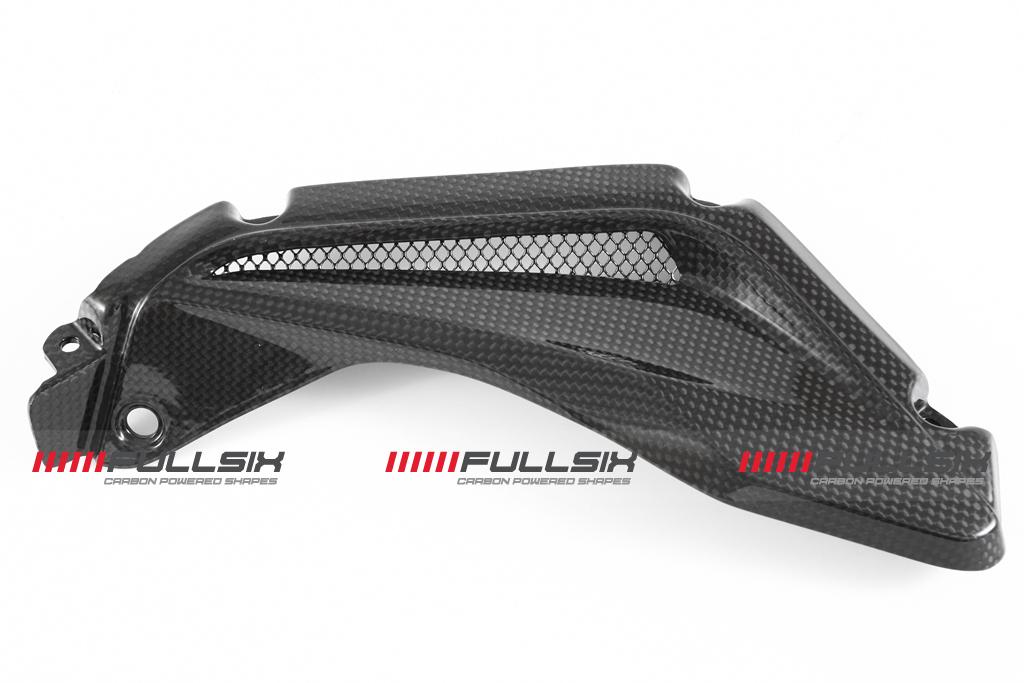 Fullsix MV Agusta F3 Carbon Fibre Side Air Panel LHS