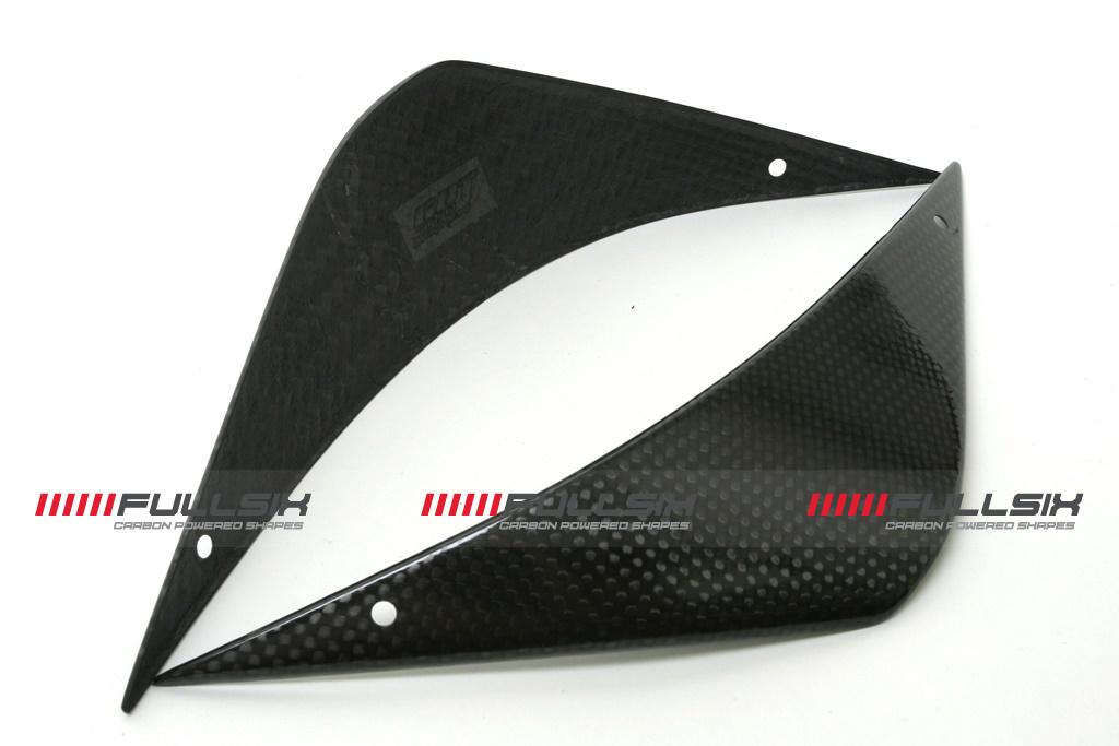 Fullsix MV Agusta F4 Carbon Fibre Injector Covers