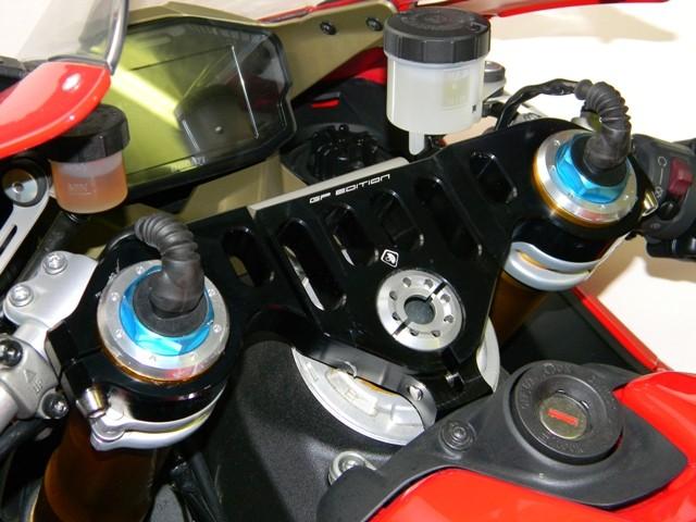Ducati Streetfighter Handlebar Bag