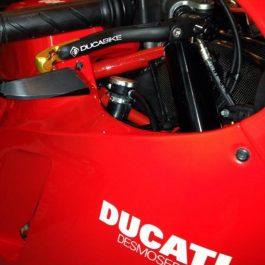 Ducabike Ducati CNC Adjustable Lever Kit LO2