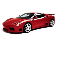 Ferrari Modena F360 Carbon Fibre