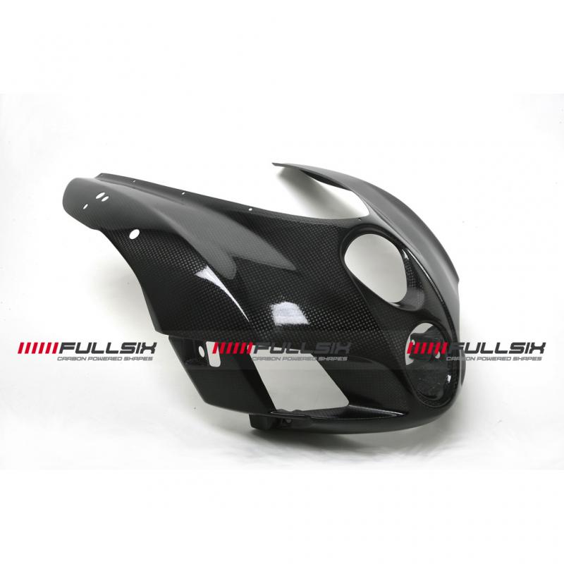Fullsix Ducati 749 999 Carbon Fibre Headlight Fairing 2004-06