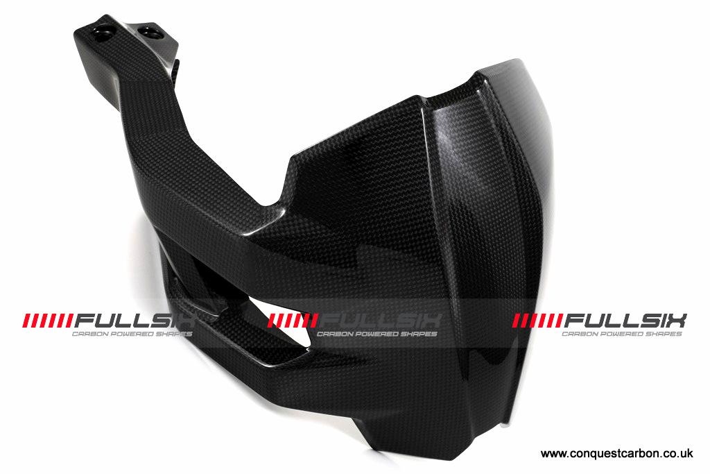 Fullsix Ducati Multistrada 1200 Carbon Fibre Splash Guard
