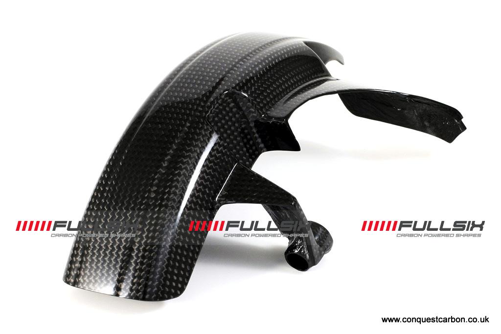 Fullsix Ducati Multistrada 1200 Carbon Sprocket Guard