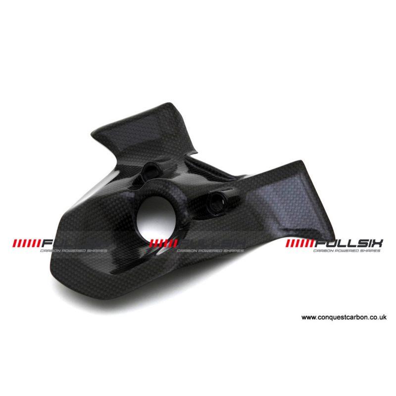 Fullsix Ducati 848 1098 1198 Carbon Fibre Key Cover