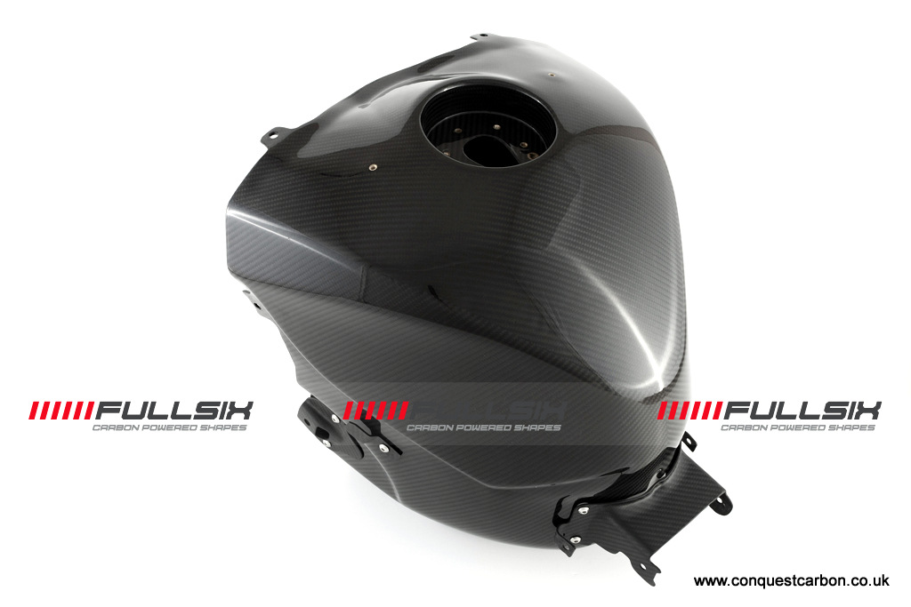 Fullsix Bmw S1000rr S1000r Hp4 Carbon Fibre Fuel Tank