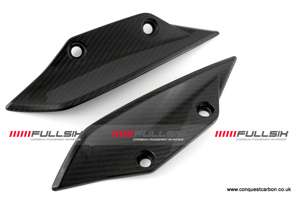 Fullsix BMW S1000RR Carbon Fibre Side Wings