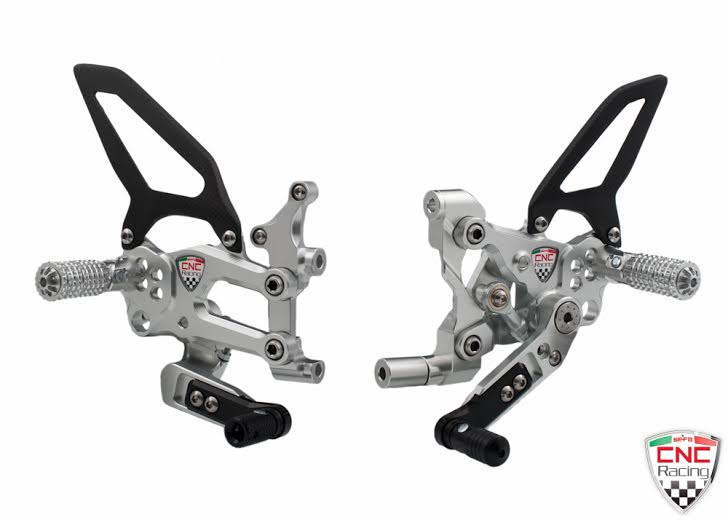 CNC Rearsets Ducati Panigale 899 1199