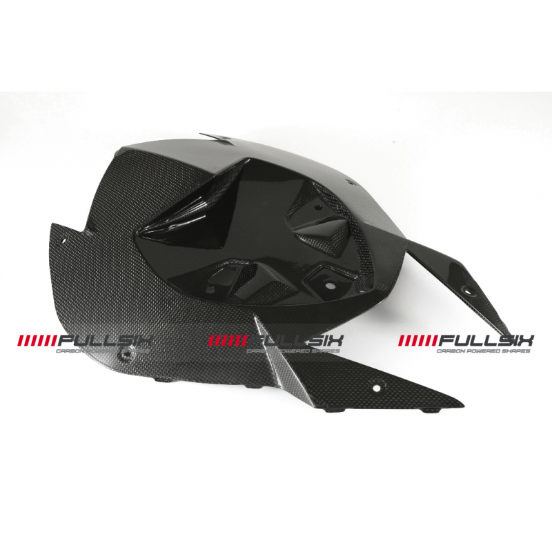 Fullsix BMW S1000RR Carbon Fibre Undertray Plain Weave 09-11