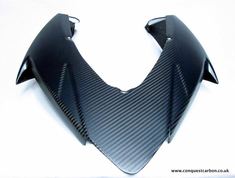 Aprilia Dorsoduro Carbon Fibre Performance Parts Conquest Carbon