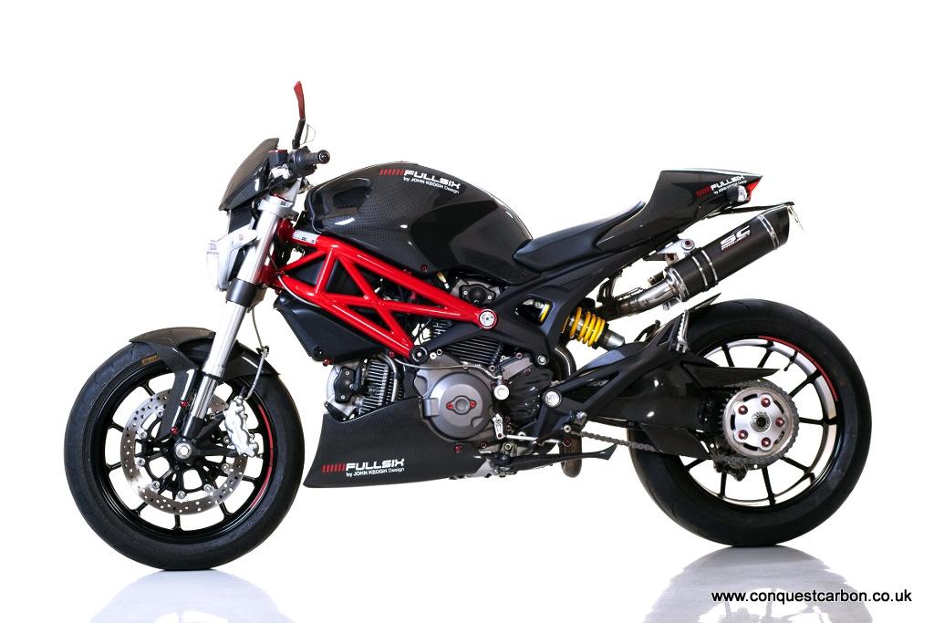 Ducati Monster  Oem Parts