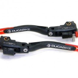 Ducabike Ducati CNC Adjustable Lever Kit LO1
