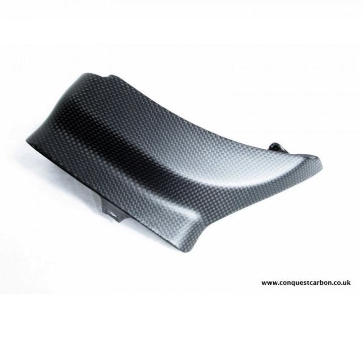Ducati Panigale Carbon Fibre Inner Fairing Panel RHS Satin