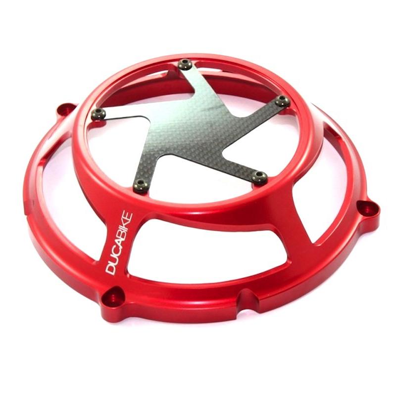 Ducabike Ducati CNC Dry Clutch Cover CC02