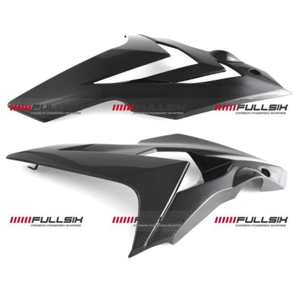 Fullsix BMW S1000R Carbon Fibre Side Fairing Panels