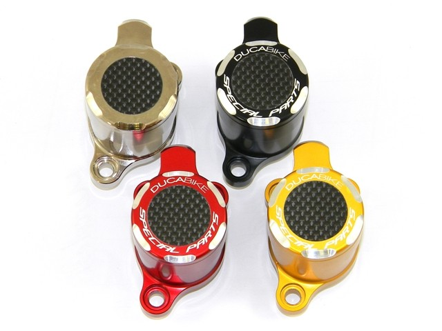 Ducabike Ducati 749 999 Clutch Slave Cylinder Carbon Inlay