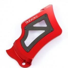 Ducabike Ducati CNC Carbon Fibre Sprocket Cover
