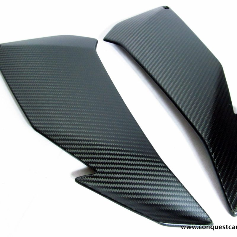 Aprilia Tuono V4 Carbon Fibre Side Fairing Panels