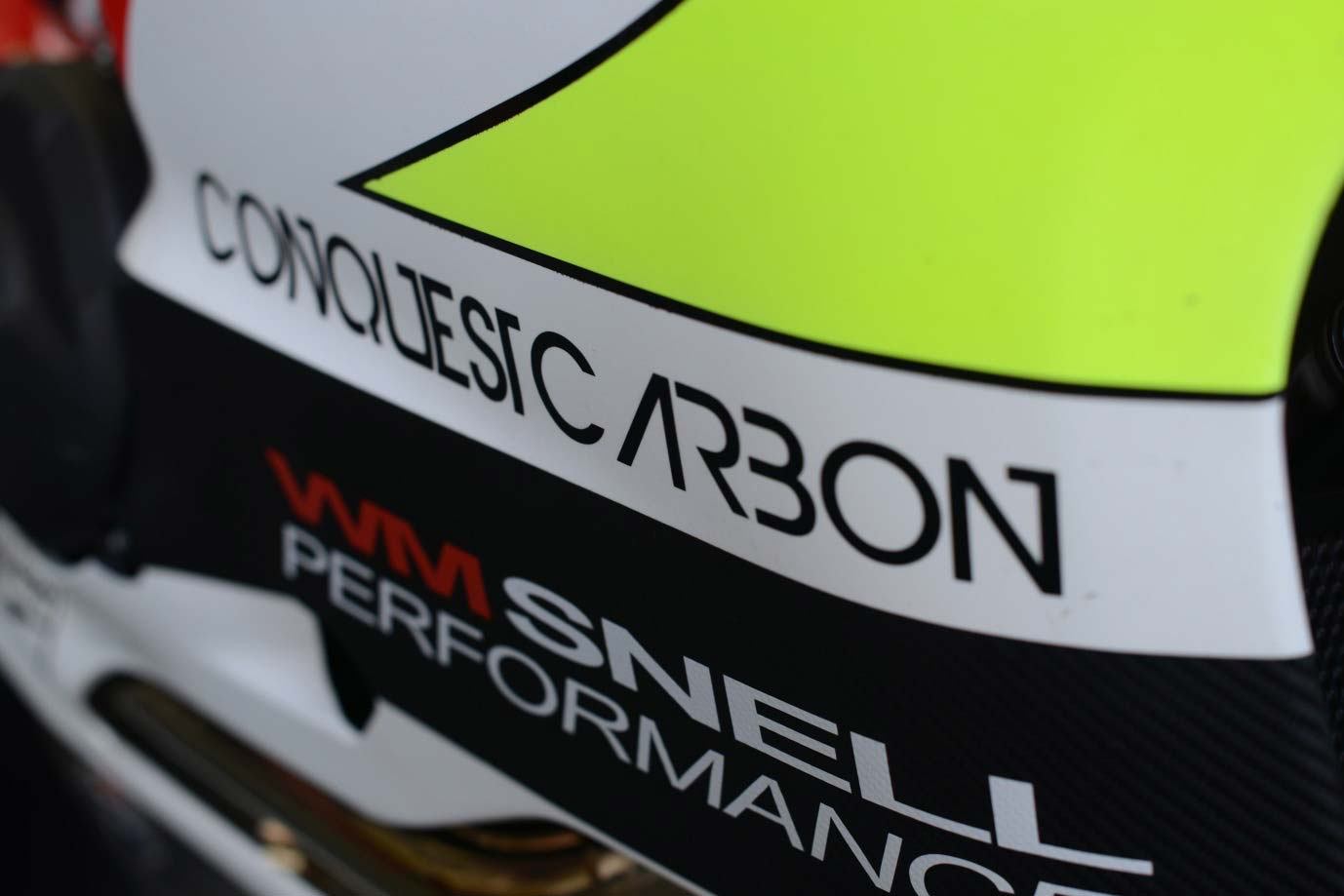 Conquest Carbon - Racing towards 2015 with Nicky Wilson 48