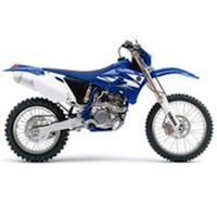 Yamaha WR250 MX