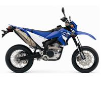 Yamaha WR250 SM