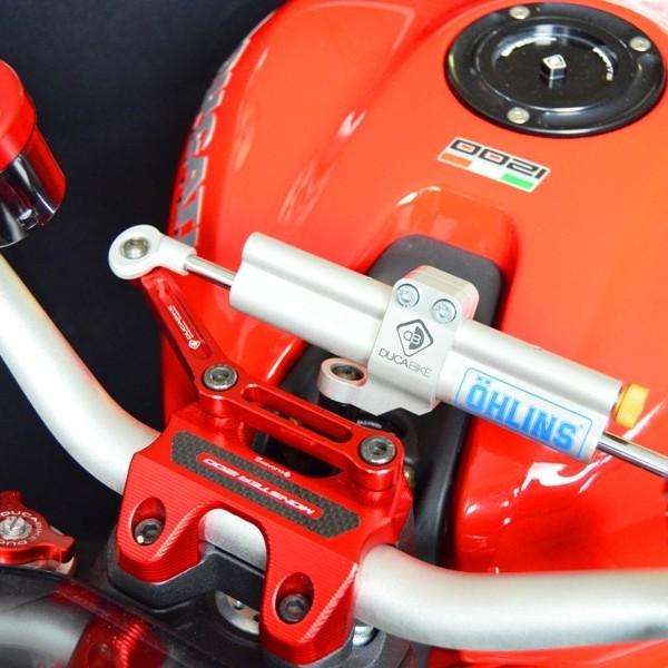 Matris Steering Damper Ducati Streetfighter