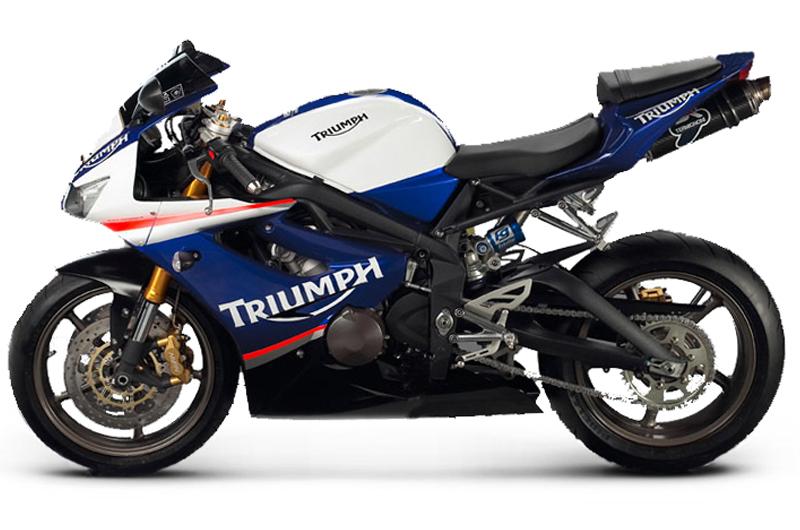 termignoni full titanium racing exhaust system triumph daytona 675
