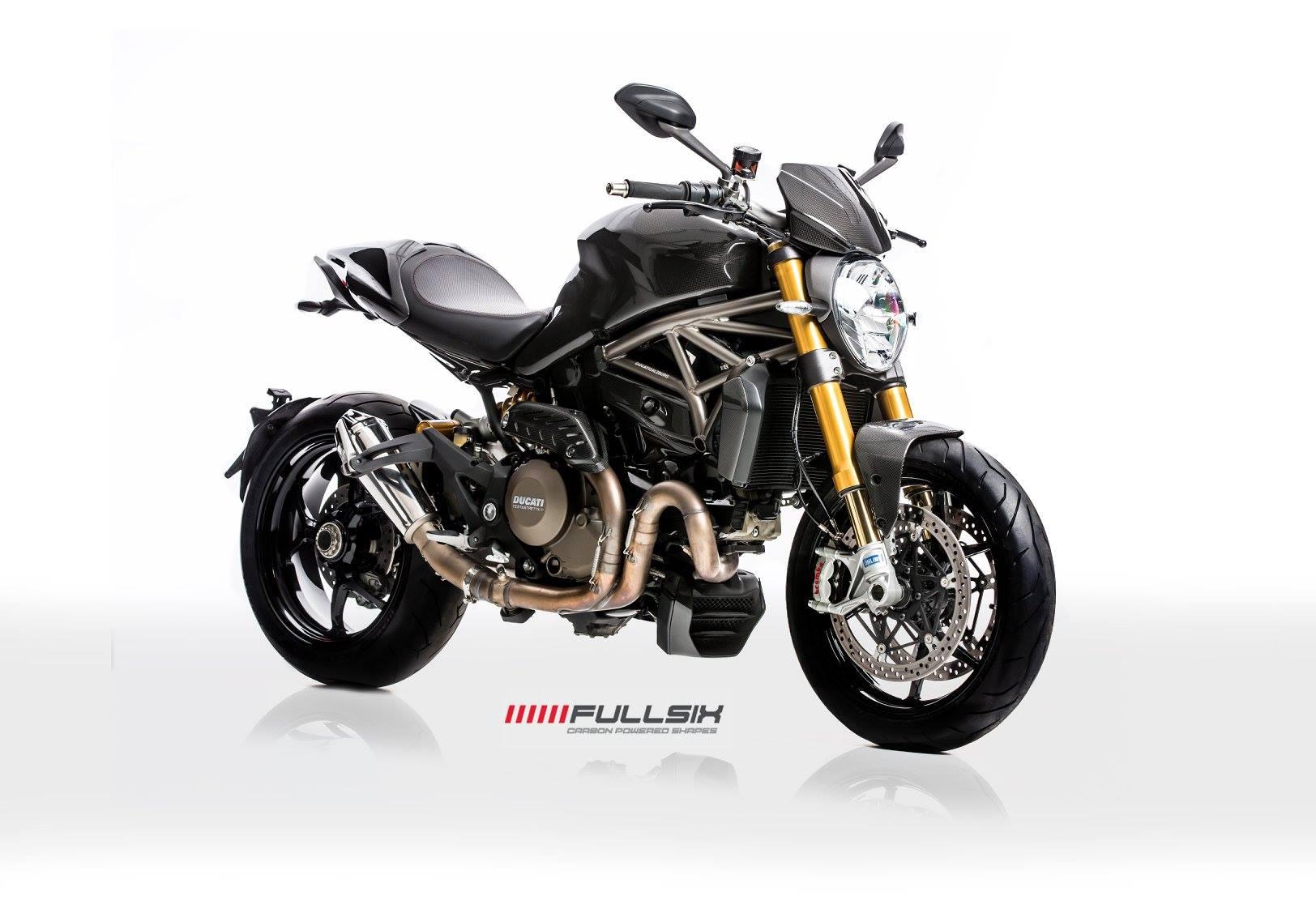 Ohlins Ducati Scrambler Rear Shock Conquest Carbon