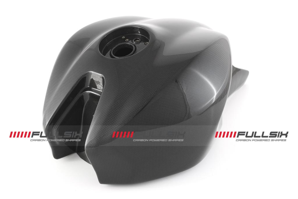 Fullsix Ducati Monster 821 1200 Carbon Fibre Fuel Tank